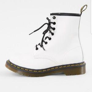 Women's Doc Martens Size 7 White